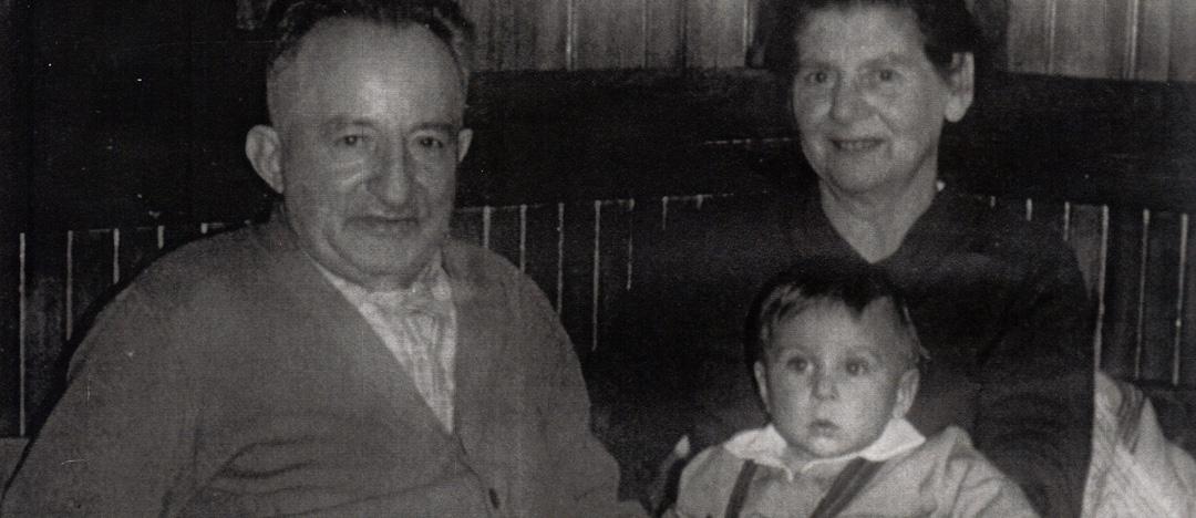 1925: Pruckner Engelbert und Maria