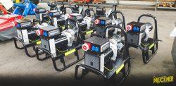 Agrovolt 38 kVA AVR Aggregate Übergabe