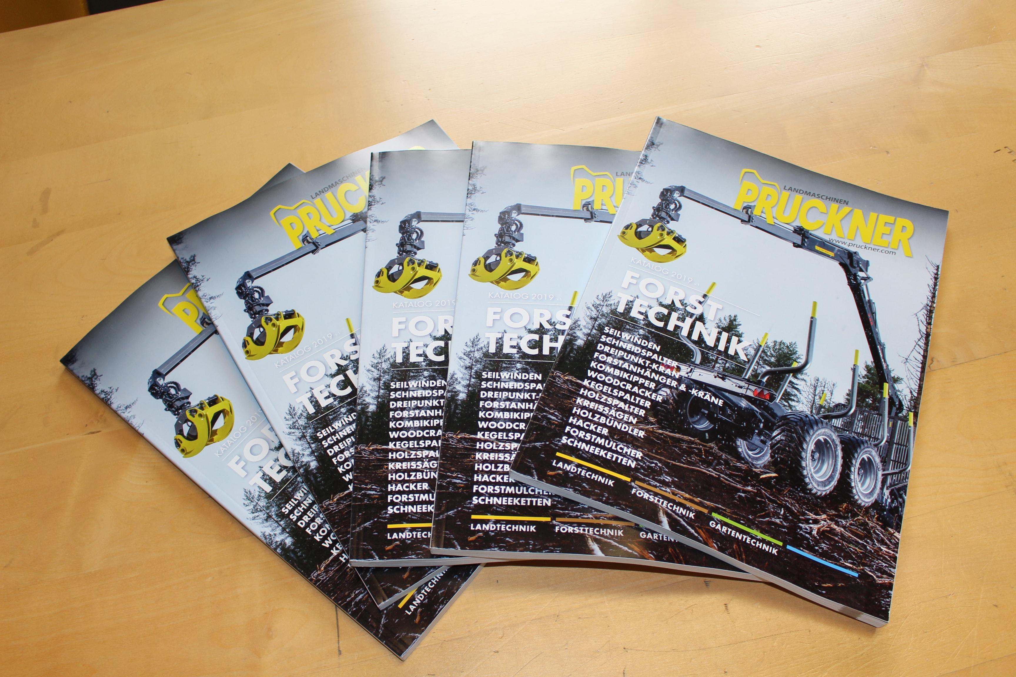 Forst-Technik Katalog